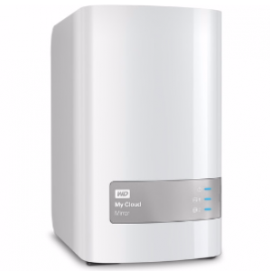 WD 4TB My Cloud Mirror Gen 2 HDD External 3.5