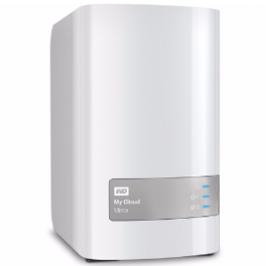 WD 8TB My Cloud Mirror Gen 2 HDD External 3.5