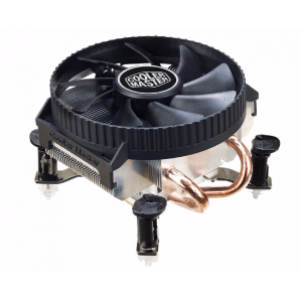 Cooler Master Vortex 211P Low Profile CPU Cooler / Fan (RR-V211-22FK-R1)