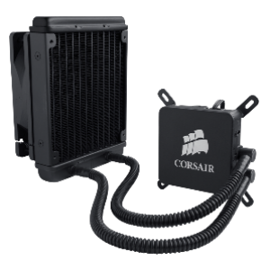 Corsair Hydro H60 CPU Cooler / Fan (CS-CW-9060007-WW)