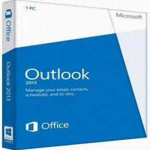 Microsoft Microsoft Outlook 2013 - 1 PC / 1 User (Disc version)