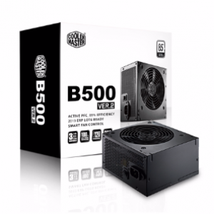Cooler Master B500 V2 500W 80+ Power Supply