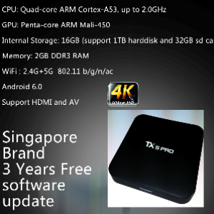 Innox TX5 TV Box