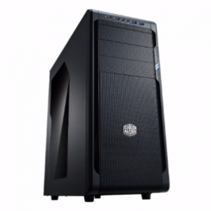 Cooler Master N500 ATX Casing w/ USB 3.0 & Window