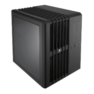 Corsair Carbide Air 540 Cube ATX Casing (Steel Silver) (CS-CC-9011034-WLED)