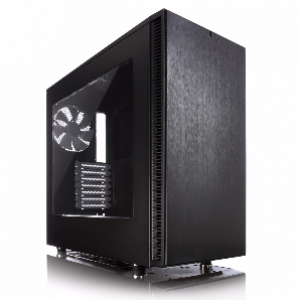 Fractal Design Define S ATX Casing w/ Window (Black)