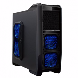 Gamemax ATX Casing w/ 9506 w/4 Fan & Window