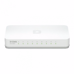 D-Link DES-1008A 8-Port 10/100Mbps Switch