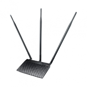 Asus RT-N14UHP N300 3-in-1 Wi-Fi Access Point Repeater Router
