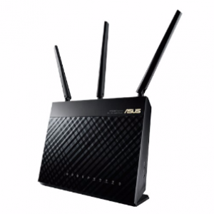 Asus RT-AC68U Dual-Band Wireless AC1900 Gigabit Router