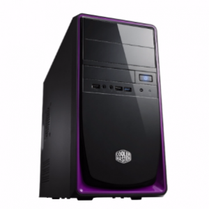 Cooler Master Elite 344 microATX Casing with USB 3.0