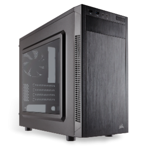 Corsair Carbide 88R Mid-Tower microATX Casing
