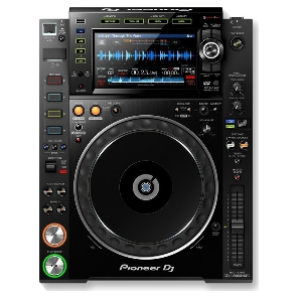 Pioneer CDJ-2000NXS2 Digital Deck