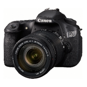 Canon 60D DSLR Camera