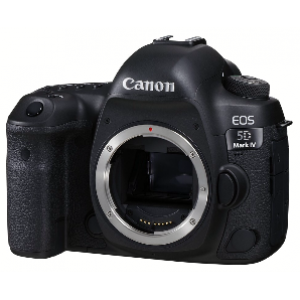 Canon 5D Mark IV Body DSLR Camera