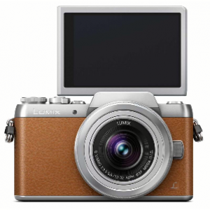 Panasonic GF7W Camera (comes with 2 lens)