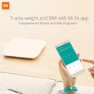 Xiaomi Mi Weight and BMI Scale