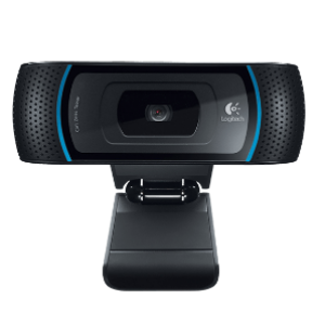 Logitech B910 Webcam (OEM Pack)