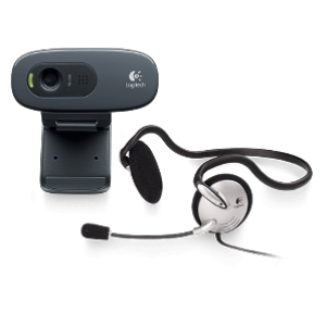 Logitech C270h Webcam