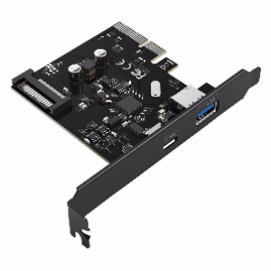 Orico USB 3.0 and USB 3.0 Type-C PCI Express Card