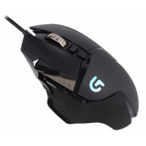 Logitech G502 Proteus Spectrum RGB Tunable Wired Gaming Mouse