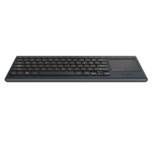 Logitech K830 Illuminated Living Room Keyboard w/ Bluetooth