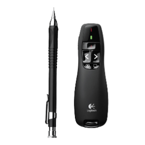 Logitech R400 Red Laser Pointer