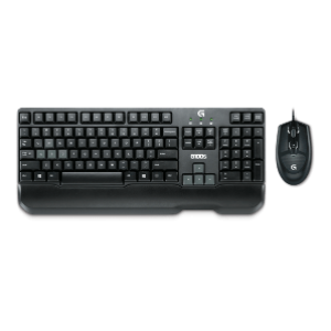 Logitech G100s Desktop Keyboard & Gaming Mouse Combo