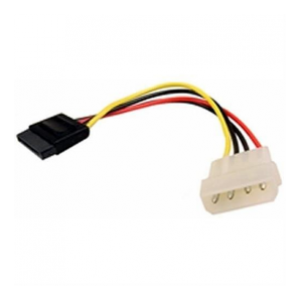 WCS 4 Pin Molex to SATA Power Adaptor Cable