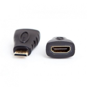 WCS Mini HDMI Male to HDMI Female Adaptor