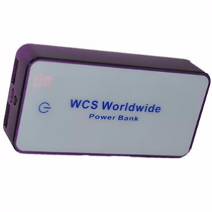 WCS 12000mAh Portable Power Bank