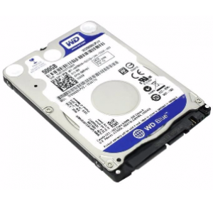 WD 500GB Blue 2.5