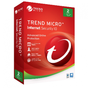 Trend Micro Internet Security 10 (1PC)