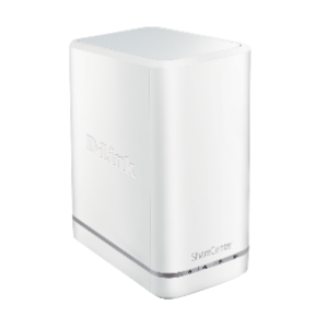 D-Link DNS-327L 2-Bay Cloud Network Storage