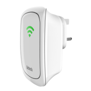 Aztech WL559E Wall-Plugged 300Mbps Wi-Fi Repeater