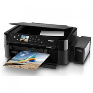 Epson L850 Multifunction Printer (Black)