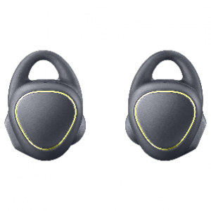 Samsung Gear Icon X Wireless Earbuds (Black)