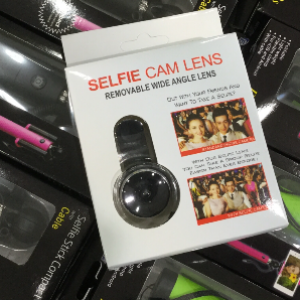 Removable Selfie Camera Wide-Angle Lens