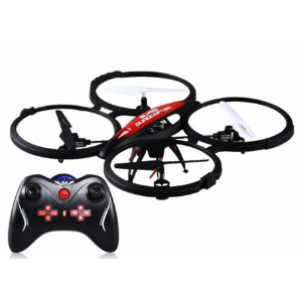 L6036 2.4GHz RC 4.0-channel RC UFO Design 6-Axis Quadcopter Aircraft