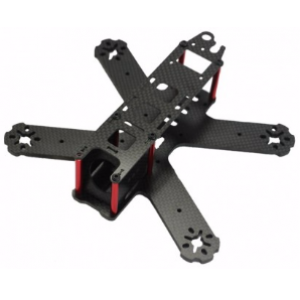 DIY FPV QAV180 Racing Drone 3K Carbon Fiber Quadcopter Frame