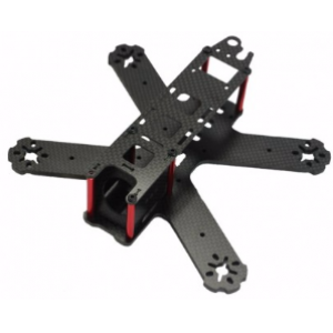 DIY FPV QAV210 Racing Drone 3K Carbon Fiber Quadcopter Frame