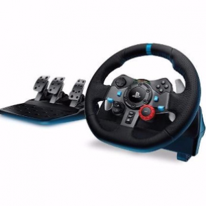 Logitech G29 Driving Force Racing Wheel Controller For PS3, PS4