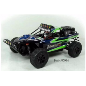HSP 1:18 Electric Power Dessert Truggy R/C 4WD (Green) 94809