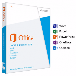 Microsoft Office 2013 Home & Business (OEM)