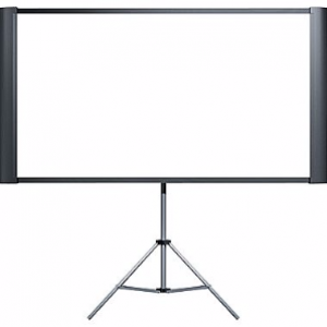 Logic AV 80-inch Projector Screen