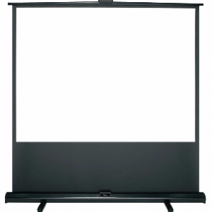 Logic AV 48-inch X 64-inch Pull Up Projector Screen