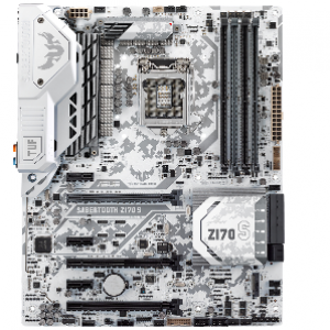 Asus Maximus Sabertooth Z170 S Motherboard