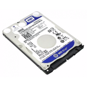 WD 500GB Blue 5400RPM 7mm 2.5