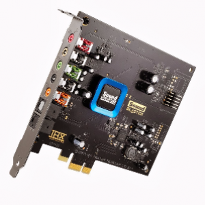 Asus Sound Blaster RECON3D FATAL1TY Champion PCI Express Core3D Sound Card