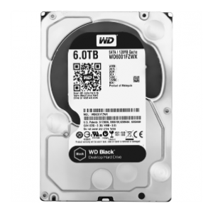 WD 6TB Black 7200RPM 3.5